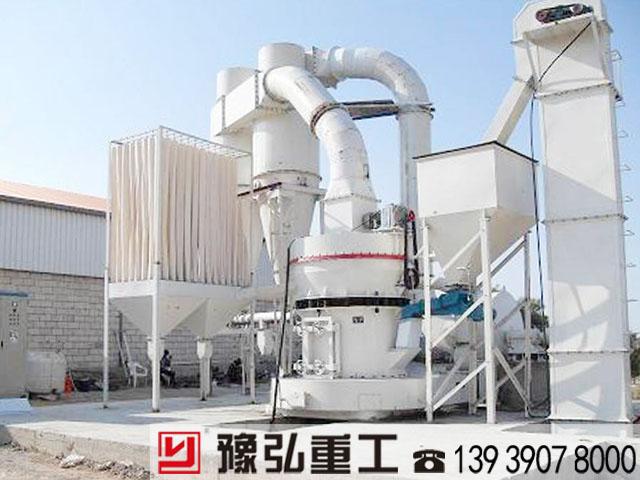 膨润土磨粉机产量